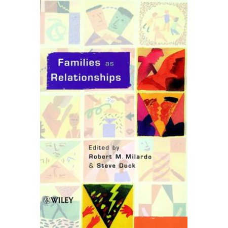 Families as relationships