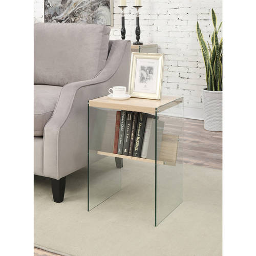Convenience Concepts Soho End Table, Mutliple Colors