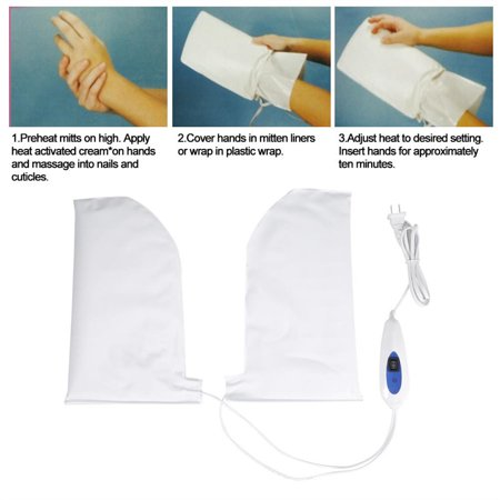 - SPA Treatment Mittens, Therapeutic Heated Mitts for Paraffin Wax Therapy Manicure SPA Treatment Hand Care Mittens Therapeutic Mitts