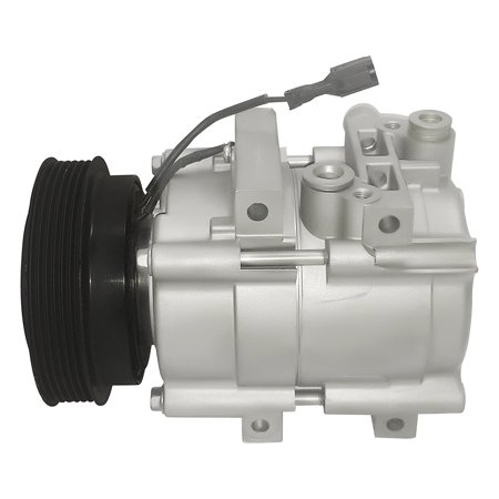 RYC Remanufactured AC Compressor and A/C Clutch EG189 Fits Hyundai Santa Fe 01-04 Sonata 99-05 Optima 01-06