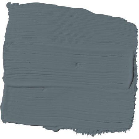 Deep Iron Creek, White, Grey & Charcoal, Paint and Primer, Glidden High Endurance Plus