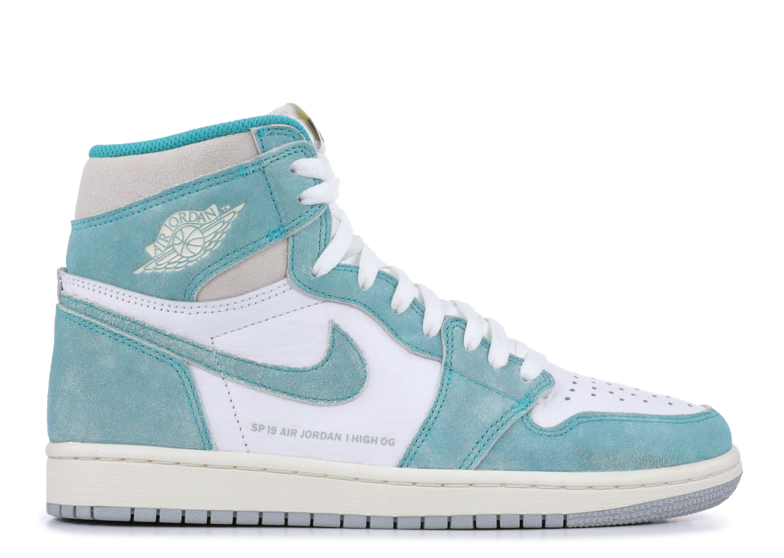 Air Jordan Air Jordan 1 Retro High Og Turbo Green 555088 311