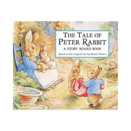 The Tale Of Peter Rabbit  A Story Board Book