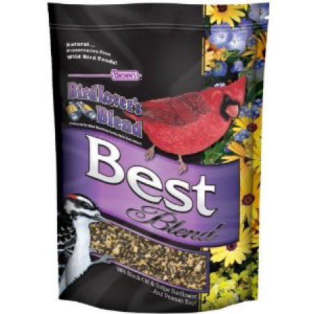 Bird Lover's Blend Best Blend, 7 lb. (Best Birds To Have As Pets)