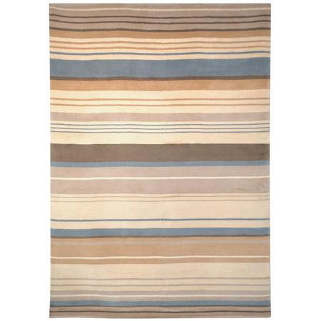 Safavieh Lexington Makayla Abstract Striped Area Rug or Runner (Lexington Pattern)