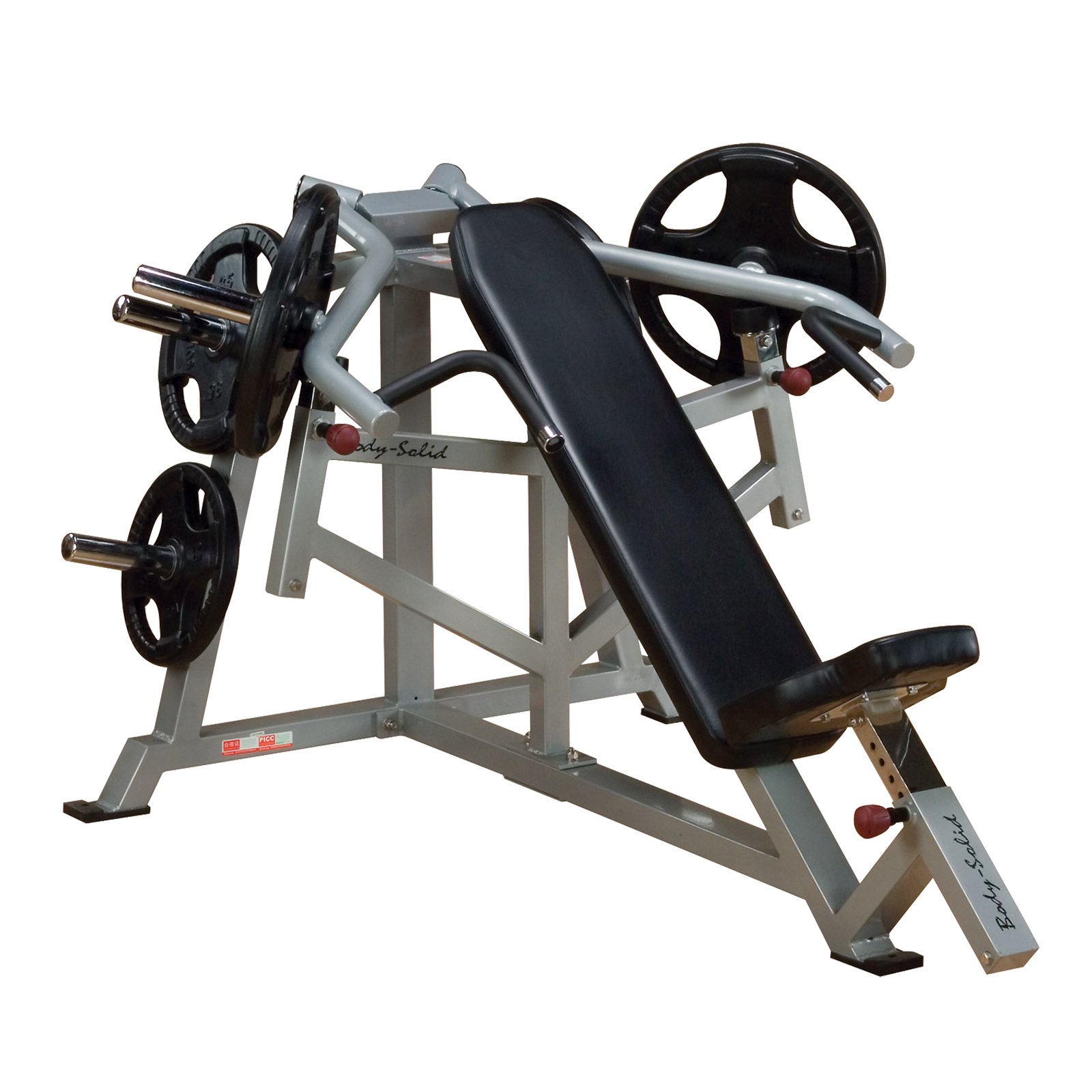 Body-Solid LVIP Leverage Incline Press