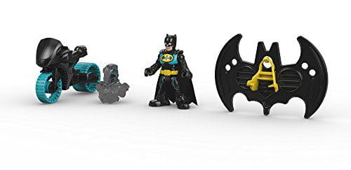 Imaginext DC Super amis Legends of Batman Heroes /& Villains 6 figure pack