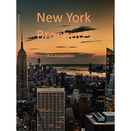 New York City Brochure - eBook