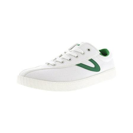 Tretorn Men's Nylite Plus Textile Vintage White Night Ankle High Fashion Sneaker 11.5M