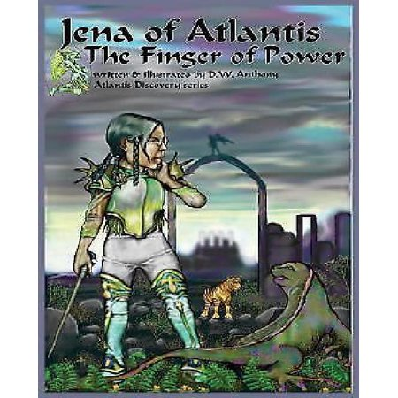 Jena Of Atlantis  The Finger Of Power