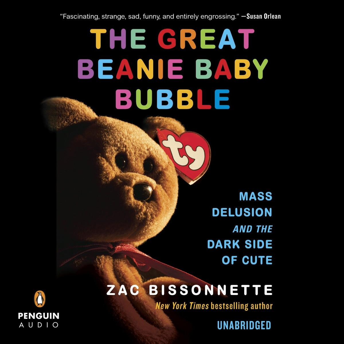 The Great Beanie Baby Bubble - Audiobook