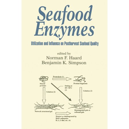 Food Science and Technology: Seafood Enzymes #97 (Paperback)
