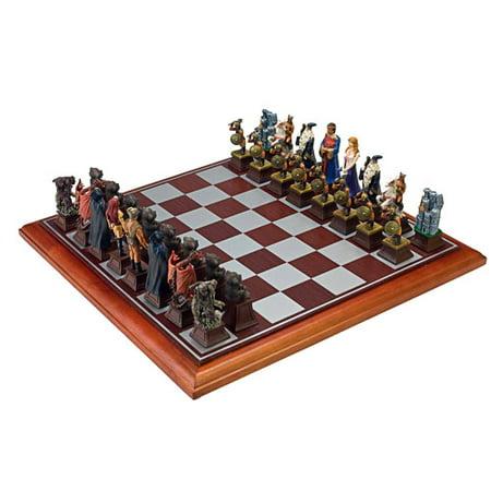 Sterling Games Good Vs Evil Chess Set