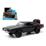 """Dom's 1970 Dodge Charger R/T Off Road Version Fast & Furious 7"""" Movie 1/32 Diecast Car Model by Jada"""""""