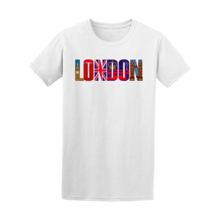 Cool London Icon Tee Men's -Image by Shutterstock