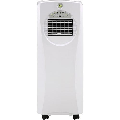 Sunpentown WA-1061H 10,000-BTU Room Portable Air Conditioner with Supplemental  9,500-BTU Heater