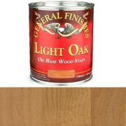 Light Oak, Quart GF Wood Stain