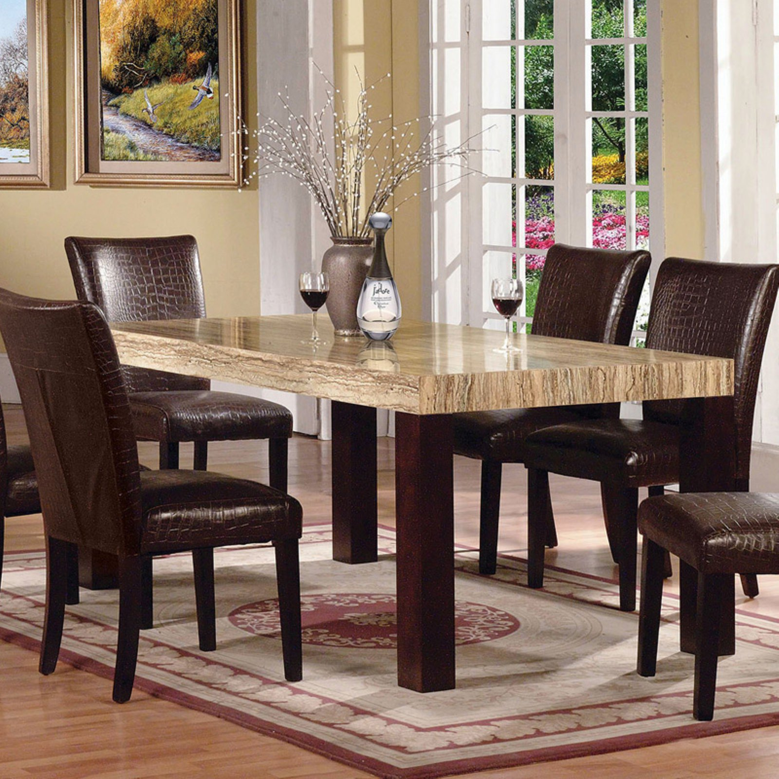 Acme Furniture Fraser Rectangular Dining Table
