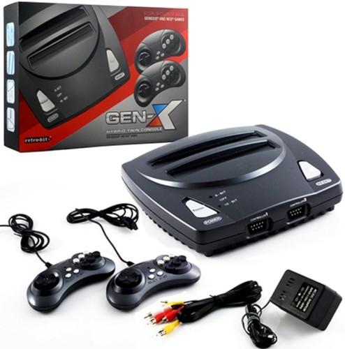 Retro-Bit Gen-X Hybrid Twin Console