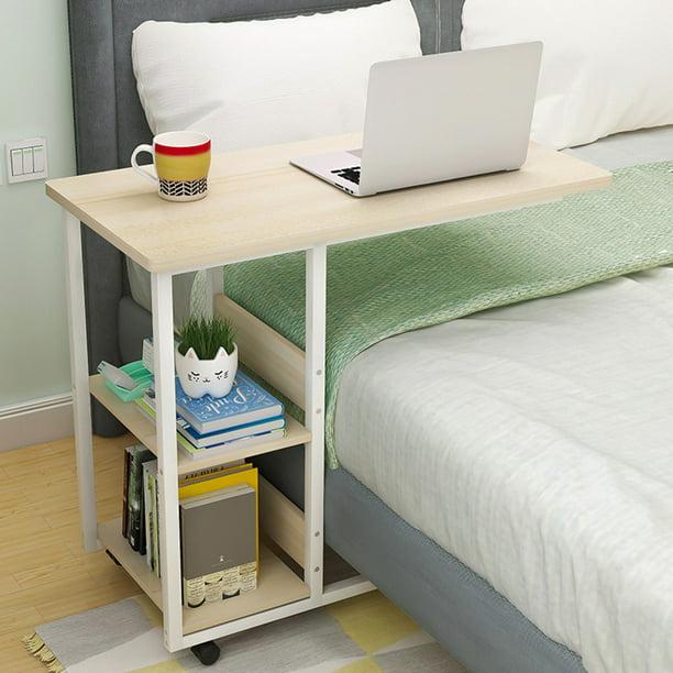 S More Computer Desk Overbed Table, In Bed Desk