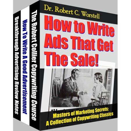 How to Write Ads That Get The Sale! - eBook - Halloween Sales Ads