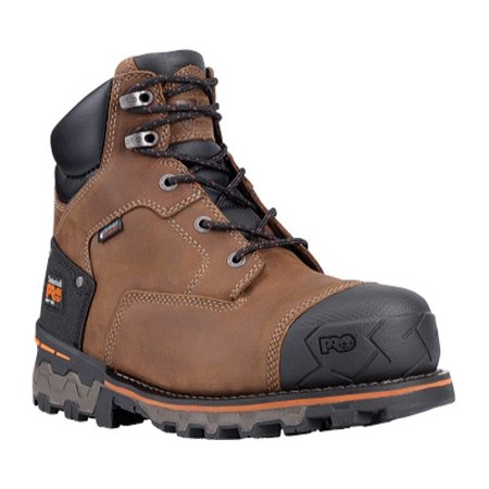 "Men's Timberland PRO Boondock 6"" Waterproof Soft Toe Boot"