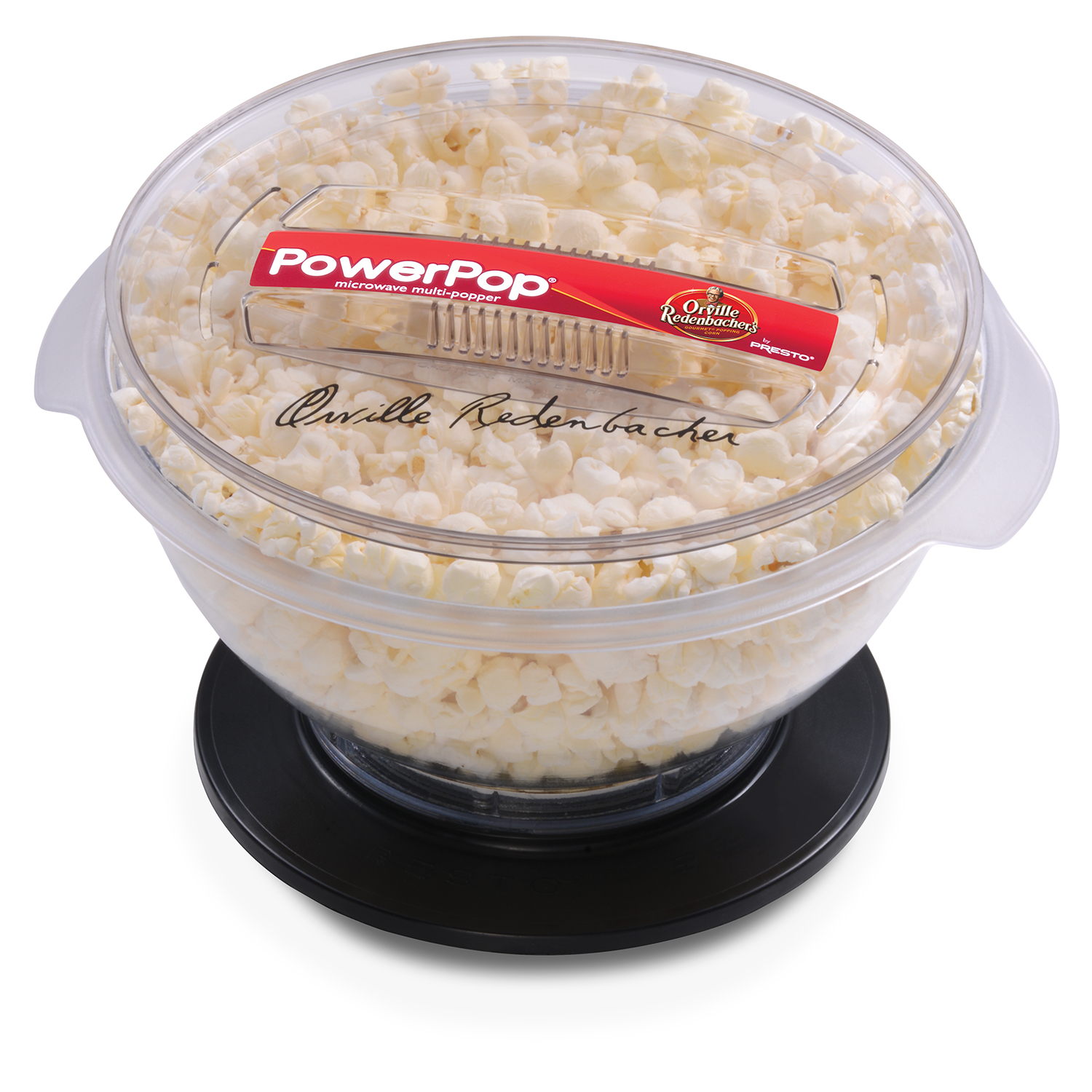 Orville Redenbacher's PowerPop microwave multi-popper by Presto 04830 by National Presto Industries
