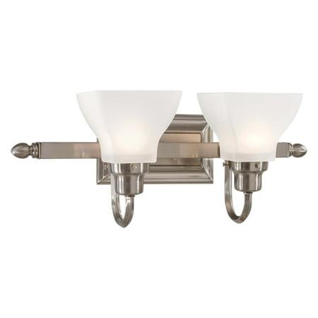 Minka Lavery Mission Ridge 5582-84 Bathroom Vanity - Mission Bathroom Light