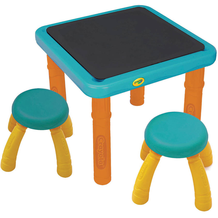 Grow 'n Up Crayola Sit N Draw Activity Table