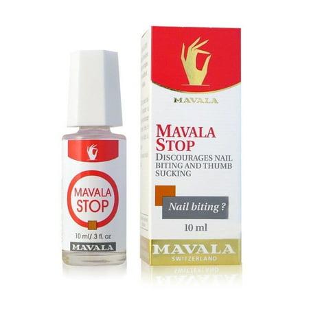 Mavala stop Mavala Switzerland Mavala Stop nail biting 0.3 ounces ...