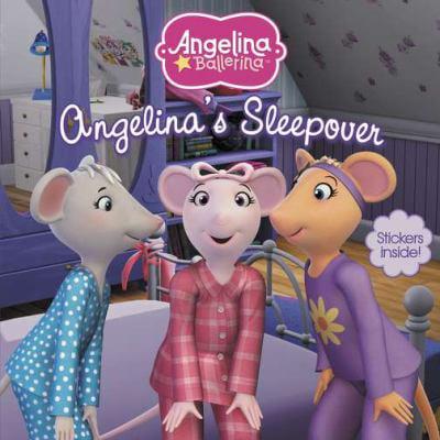 Angelina's Sleepover (Angelina Ballerina)