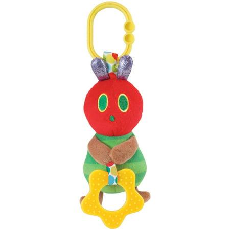 Kids Preferred World of Eric Carle Teether Chime Caterpillar](Eric Carle Caterpillar)
