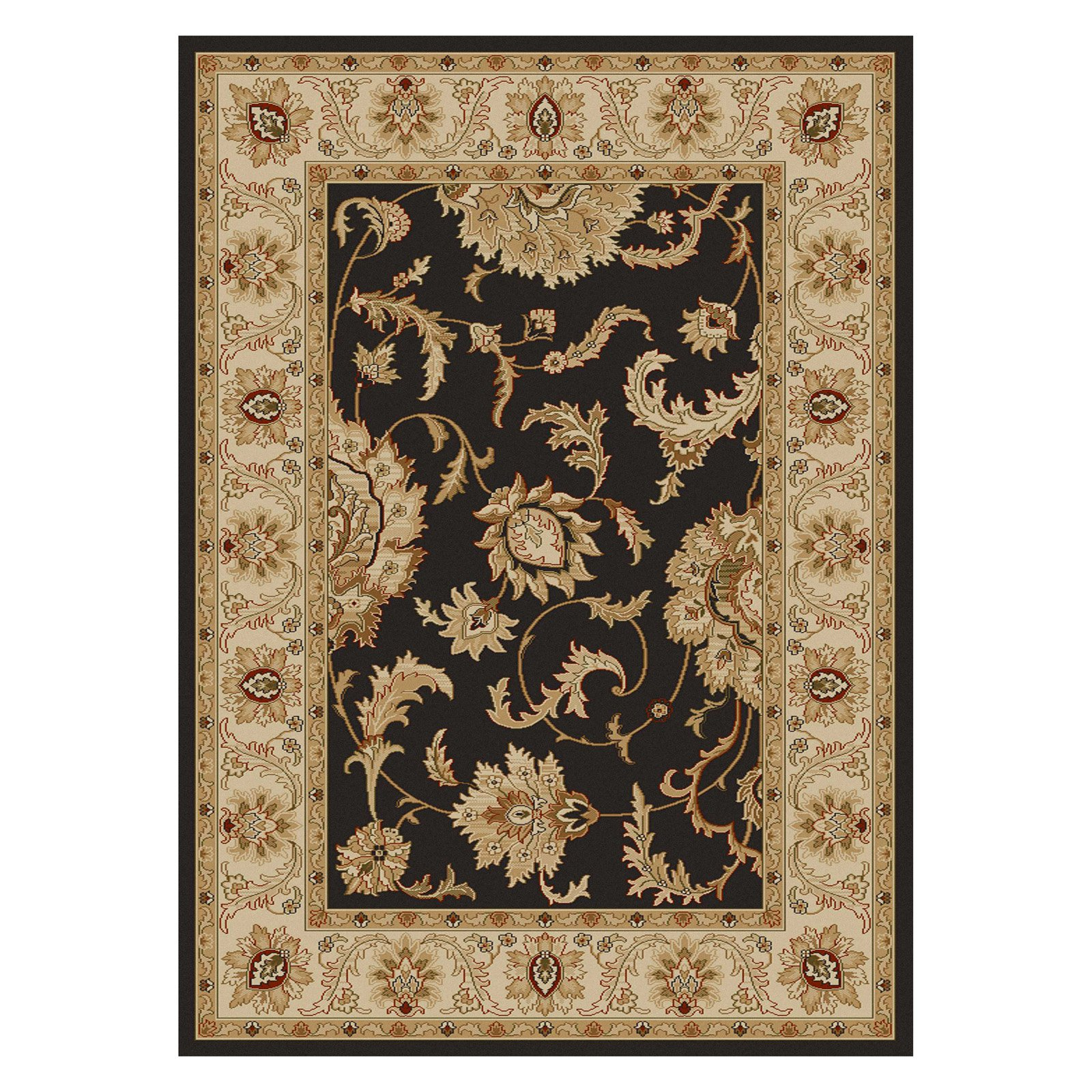 Radici USA Como 1621 Area Rug - Brown
