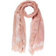 In Things Corp Saachi Women's Frayed Woven Lurex Trim Scarf (China)