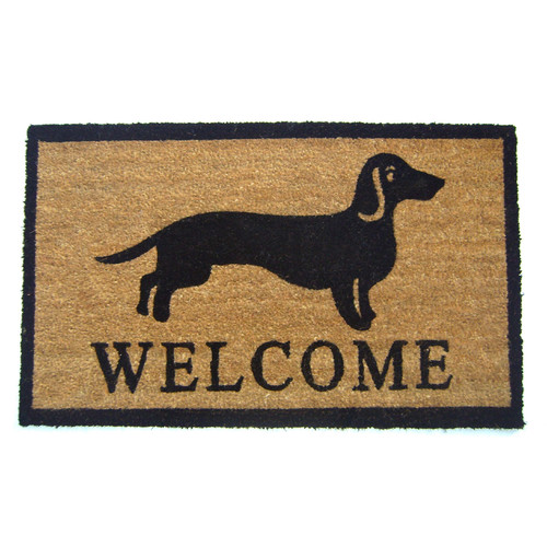 Geo Crafts, Inc Dog Welcome Doormat