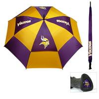 Team Golf NFL Minnesota Vikings Golf Umbrella