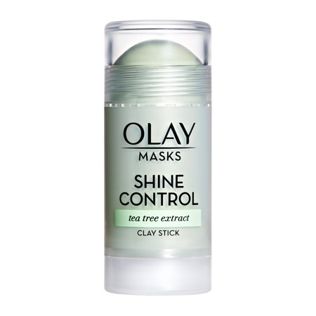 Olay Shine Control Face Mask Stick with Tea Tree Extract, 1.7 (Olay Fresh Effects Shine Shine Go Away)