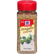 McCormick Oregano Leaves, 3.12 oz
