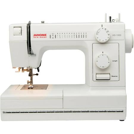 Janome 40Stitch HeavyDuty Sewing Machine HD40 Walmart Gorgeous Commercial Grade Sewing Machine