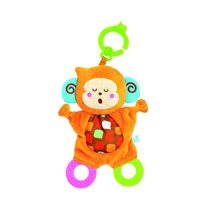 Baby Toys - B Kids - Take Along Snuggle Teether Games New 4656