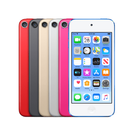 Refurbished Apple iPod Touch 6th Generation 64GB ()