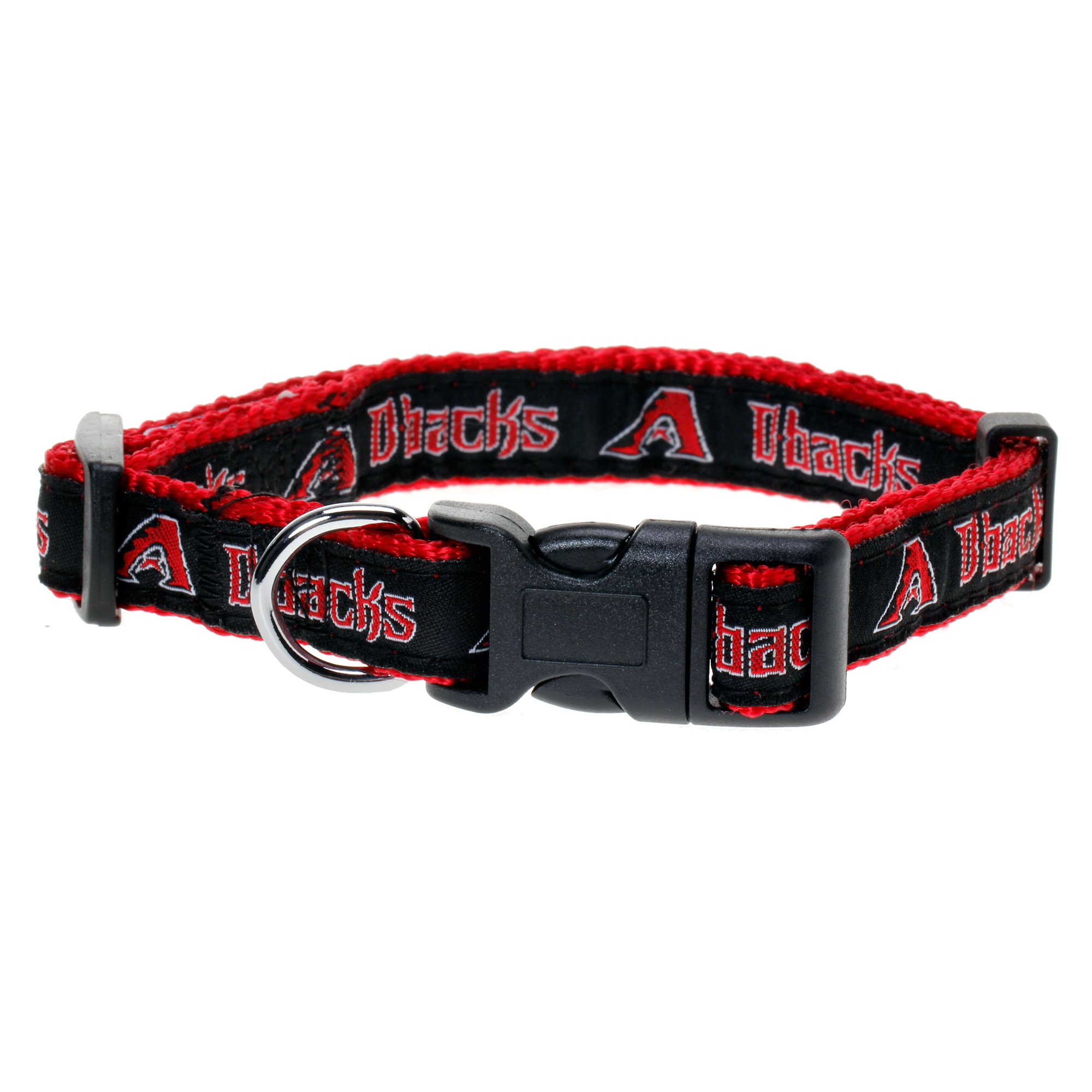 Arizona Diamondbacks Nylon Dog Collar