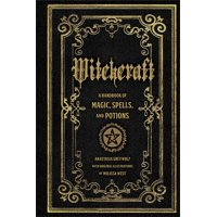 Mystical Handbook: Witchcraft: A Handbook of Magic Spells and Potions (Hardcover)