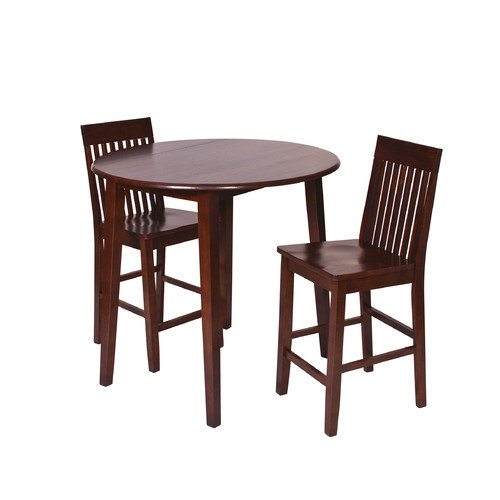 OSP Designs Westbrook 3 Piece Dining Set