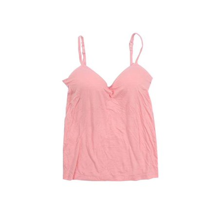 b182a53fb1 VICOODA - VICOODA Women s Cami Camisole Built-In Bra Ladies Adjustable  Padded Straps Push Up Bra Vest Tank Top - Walmart.com