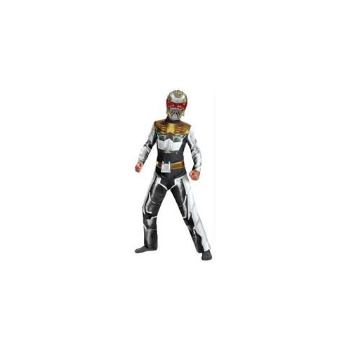 Costumes for all Occasions DG52856K Robo Knight Mega Child 7-8