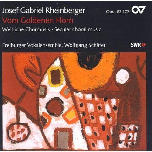 Vom Goldenen Horn & Other Choral Music