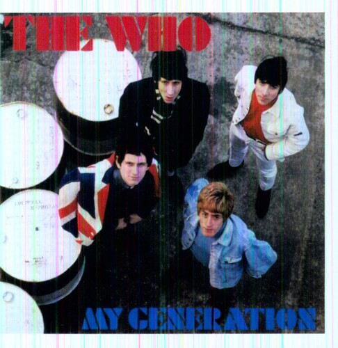 Who - My Generation: Deluxe Edition [CD]