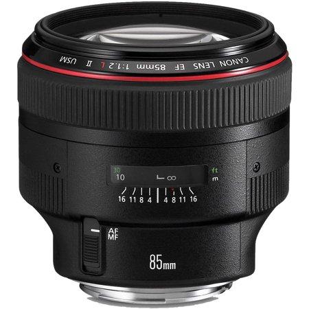 Canon Ef 85Mm F 1 2L Ii Usm Medium Telephoto Lens