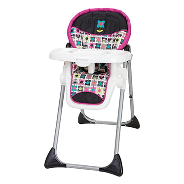 Baby Trend Sit-Right Adjustable High Chair, Bloom